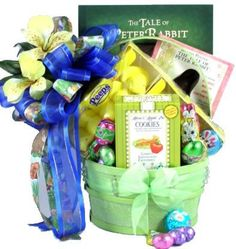 Peter Rabbit Collection, Easter Gift Baskets « Holiday Adds