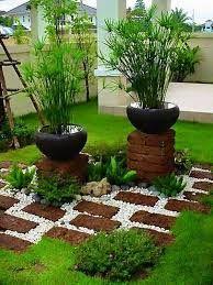 Image result for jardines pequeños