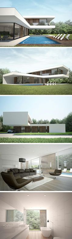 I am interested in this house because of the layout and the shape of it and there is a nice landscape. I would consider this because it is a great place to live.