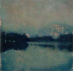 painting Still Lake