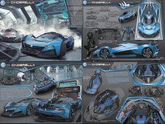 Car Design Awards China 2016 Geng Yinhua 耿寅华 Results - CDN - Car Design Awards China - Car Design Awards China Future Concept Cars, Mexico 2018, Lamborghini Concept, Sports Car Racing, Futuristic Cars, Conceptual Design, Car Drawings, Car Sketch, Design Competitions
