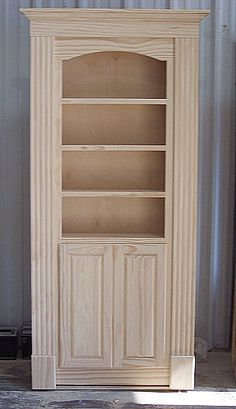 Hide A Door - Secret Doors and Passageways - Gallery 2 Furniture Projects, Furniture Plans, Custom Furniture, Wood Furniture, Furniture Design, Carpentry Projects, Woodworking Projects Plans, Hidden Rooms, Country Furniture