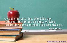 Tổng hợp những câu danh ngôn hay về giáo dục và người thầy đầy ý nghĩa - http://www.blogtamtrang.vn/tong-hop-nhung-cau-danh-ngon-hay-ve-giao-duc-va-nguoi-thay-day-y-nghia/