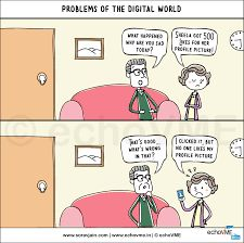 Pictures speak lot more than words & a cartoon can just enhance the experience! Here is a compilation of 40 funny social media & digital marketing cartoons. Funny Pictures For Kids, Funny Pictures With Captions, Funny Animal Pictures, Funny Animals, Social Media Etiquette, No One Likes Me, Social Media Digital Marketing, Images Google, Picture Video