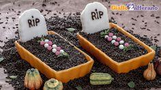 Le DOLCI TOMBE DI #HALLOWEEN, sono originali dessert al cucchiaio per la notte delle streghe! Ecco la #ricetta di #GialloZafferano: http://ricette.giallozafferano.it/Dolci-tombe-di-Halloween.html