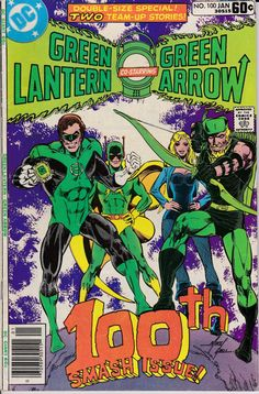 Green Lantern 19601988 1st Series DC 100 January by ViewObscura, $12.00