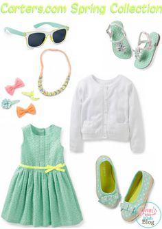 Dont Miss Spring Style at Carters & $50 Gift Card #Giveaway! #ad #CartersSpringStyle
