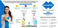 New-age best RO water purifiers online at lowest prices in India. Bluemount have taken a challenge to provide 100% pure and healthy drinking water to everyone. For More Details contact on 09560890061. http://bluemountro.com/