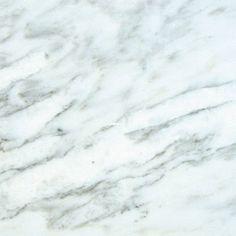 Marbre turc blanc de Carrare Marbre