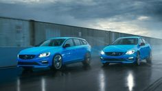2015 Volvo S60 and V60 Polestar  see more : http://goo.gl/1VtWbh