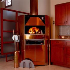 EarthStone Ovens - Wood & Gas Fire Ovens | Photo Gallery | Residential Gallery (for inside the house!)