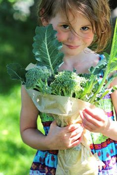 Children benefit from learning where food comes from - and it's not the supermarket. A Day in the Country