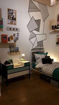 La nouvelle chambre de Sacha! (Blog Zôdio)