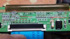 just shared: SKEMA CUTTING PANEL Electronic Circuit Projects, Electronics Projects, Sharp Tv, Sony Led Tv, Computer Maintenance, Tv Panel, Electronic Schematics, Tv Display, Tv Services