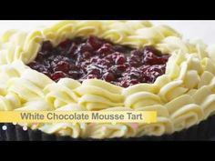 Bake with Anna Olson - Chocolate Mousse - YouTube