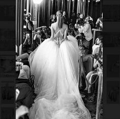 One dress will always be famous. And that's the wedding dress
