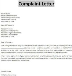 Hr complaint form sample complaint form pinterest template and pdf letter writing complaint what is complaint letter in business communication spiritdancerdesigns Choice Image