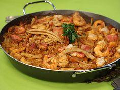 Cocina de España 2 Por: Ariel Rodríguez Palacios