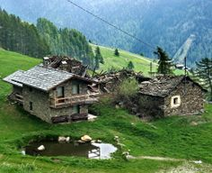 AYAS - ANTAGNOD BARMASC (Valle d'Aosta) - by Guido Tosatto