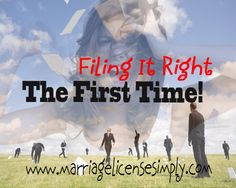 How To File & Record Your California Marriage License Correctly! Paying a Professional Filing Agent is Pays Dividends! www.marriagelicensesimply. com  Marriage License Simply Blog Article https://marriagelicensesimply.wordpress.com/2015/08/02/orange-county-ca-marriage-license-services-new-california-law-cause-filing-troubles-for-wedding-couples-professional-marriage-license-filing-service-is-smarter/\