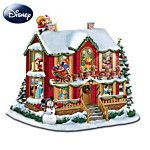 113997001 - Disney 'Twas The Night Before Christmas Sculpture
