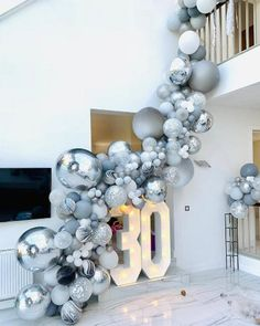 This item is unavailable Agate Balloons Garland Kit Black White Gray Balloon Arch Confetti Globos Birthday Wedding Bab Silver Party Decorations, Hawaiian Party Decorations, Birthday Party Decorations, Birthday Parties, Balloon Decorations Party, Party Decoration Ideas, Surprise Birthday, Birthday Wishes, Balloon Wall