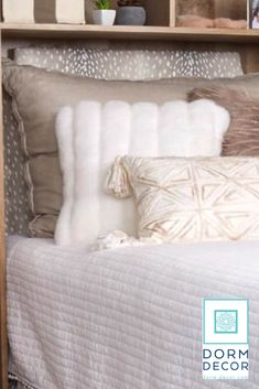Dorm Decor offers a variety of dorm headboards that easily attach to almost every dorm bed. Check out our website and explore all your fabric options so you can design the perfect college dorm room! Dorm Room Headboards, Dorm Pillows, College Bedding, Dorm Bedding, Dorm Bed Skirts, Chic Dorm, Dorm Room Posters, Dorm Accessories, Dorm Storage