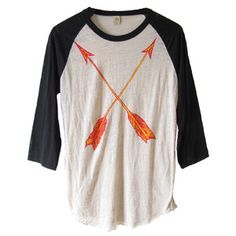 Arrows Tee Unisex, $48, now featured on Fab.