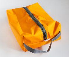 shoe bag tutorial
