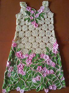 Crotchet Dress, Knit Baby Dress, Crochet Lace Dress, Crochet Jacket, Crochet Blouse, Crochet Girls, Newborn Crochet, Crochet Baby Booties, Crochet For Kids