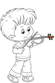 Back to School Coloring Pages - Sarah Titus School Coloring Pages, Colouring Pages, Adult Coloring Pages, Coloring Books, Music Drawings, Doodle Drawings, Art Drawings Sketches, Drawing Lessons For Kids, Art Drawings For Kids