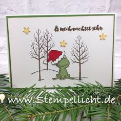 Love you Lots Christmas card Christmas Card Crafts, Stampin Up Christmas, Christmas 2014, Xmas Cards, All Things Christmas, Diy Cards, Holiday Cards, Crafts To Do, Paper Crafts