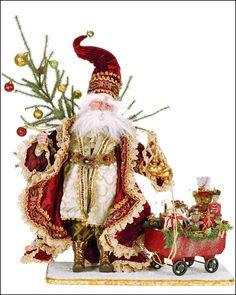 Mark Roberts Santa