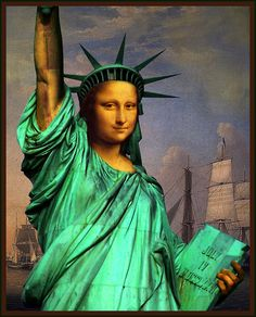 Mona's 15 Minutes of Liberty...by The Whimsey Asylum