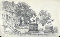 Gorilla Artfare » Blog Archive » Goslar Imperial Palace