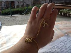 Homemade bracelet:x