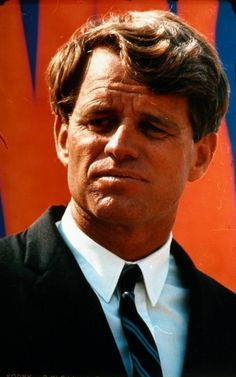 Bobby Kennedy..brother of JFK....in my youth...met and worked for him...one can only imagine what would have happened if he had lived a little longer..