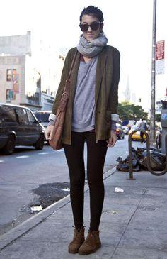 calivintage: Street Chic: New York