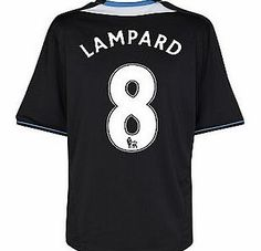 Chelsea Away Shirt Adidas 2011-12 Chelsea Away Football Shirt (Lampard 8) Buy the brand new Chelsea away shirt for the 2011/12 Premiership season complete with Frank Lampard shirt printing.The new Chelsea football shirt is manufactured by Adidas and is available in kids siz http://www.comparestoreprices.co.uk/football-shirts/chelsea-away-shirt-adidas-2011-12-chelsea-away-football-shirt-lampard-8-.asp