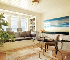 Look Inside An Early 20th Century Shingle Style Getaway In The Hamptons