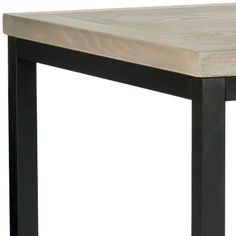 Dennis Coffee Table - Gray/Brown - Safavieh, Brown/Gray