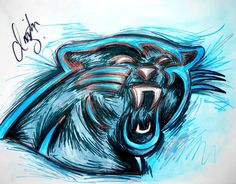 """Growl"" Drawing/Watercolor 2015 by indiaSheana www.indiaSheana.com"