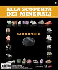 Sardonice #edicola #minerale #collezione