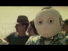 Robot, Video, Grande, Youtube, Anna, Futurism, Sad, Robotics, Youtube Movies