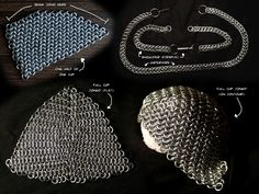 Enchanted Chainmail Bikini WIP by robertllynch on DeviantArt