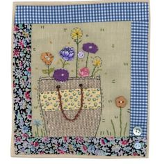 Sharon Blackman Free Motion Embroidery, Free Motion Quilting, Embroidery Applique, Embroidery Stitches, Machine Embroidery, Fabric Cards, Fabric Postcards, Applique Patterns, Quilt Patterns