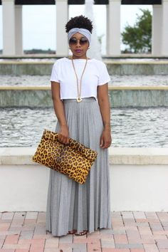 StyleLust Pages: Gray With Leopard months postpartum/ postpartum fashion/ . - - StyleLust Pages: Gray With Leopard months postpartum/ postpartum fashion/ postpartum style) Source by Black Girl Fashion, Curvy Fashion, Look Fashion, Fashion Outfits, Fashion Trends, Fashion Jobs, Trendy Plus Size Fashion, Sporty Fashion, Fashion Videos