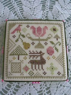 A Sampler of Stitches EEF