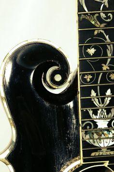 1905 Gibson F2 Mandolin - Serial #4259.
