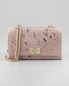 Girello Flap Bag  by Valentino at Neiman Marcus.